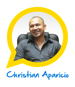 8 Christian Aparicio