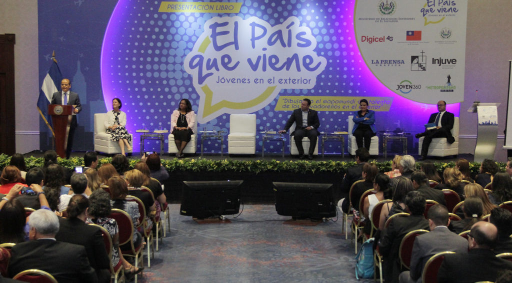 """Lanzamiento libro """"El país que viene: Jóvenes en el exterior"""""""
